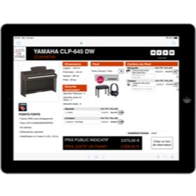 Un catalogue numérique sur iPad avec FileMaker